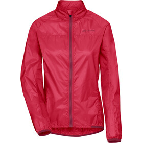 VAUDE Air III Jacket Dame strawberry